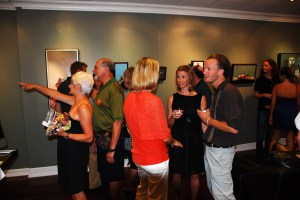 Charleston Fine Art Dealers Association's Palette and Palate Stroll 8
