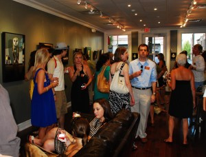Charleston Fine Art Dealers Association's Palette and Palate Stroll 9