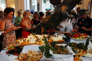 Charleston Fine Art Dealers' Association's Palette and Palate Stroll